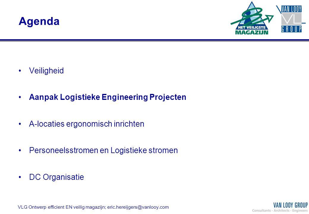 Agenda Veiligheid Aanpak Logistieke Engineering Projecten