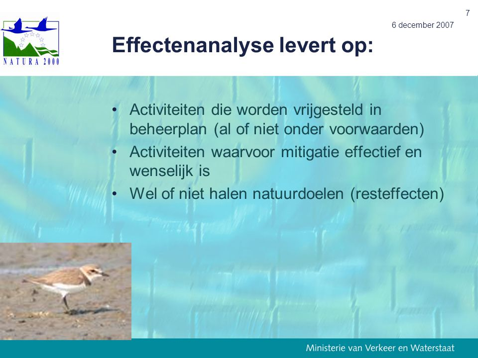 Effectenanalyse levert op: