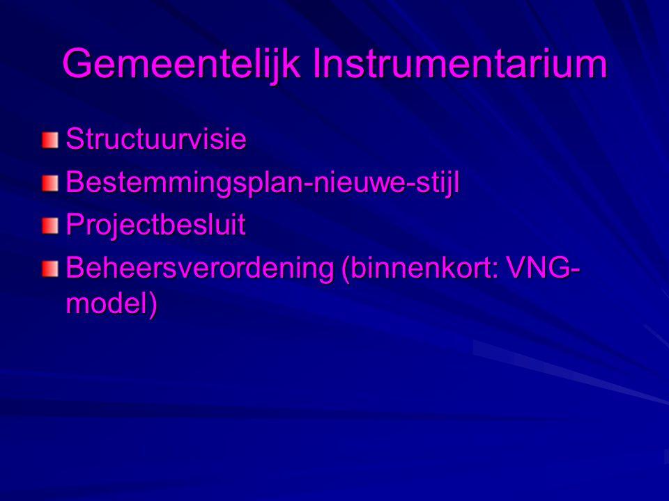 Gemeentelijk Instrumentarium
