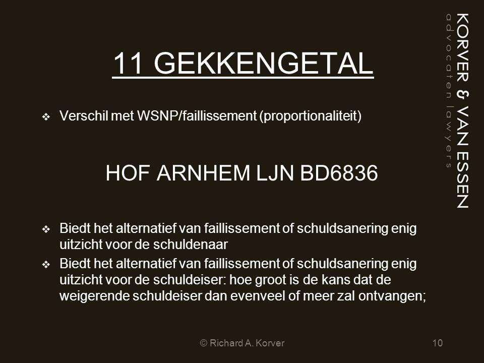 11 GEKKENGETAL HOF ARNHEM LJN BD6836