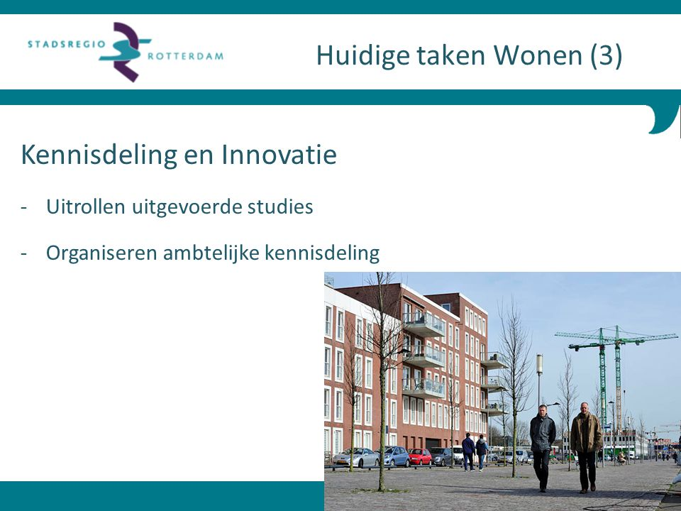 Kennisdeling en Innovatie