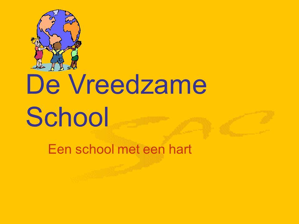 De Vreedzame School Een school met een hart