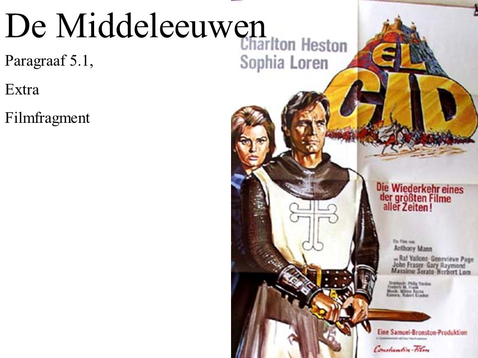 De Middeleeuwen Paragraaf 5.1, Extra Filmfragment