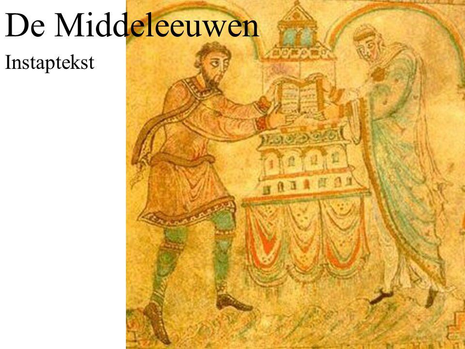 De Middeleeuwen Instaptekst