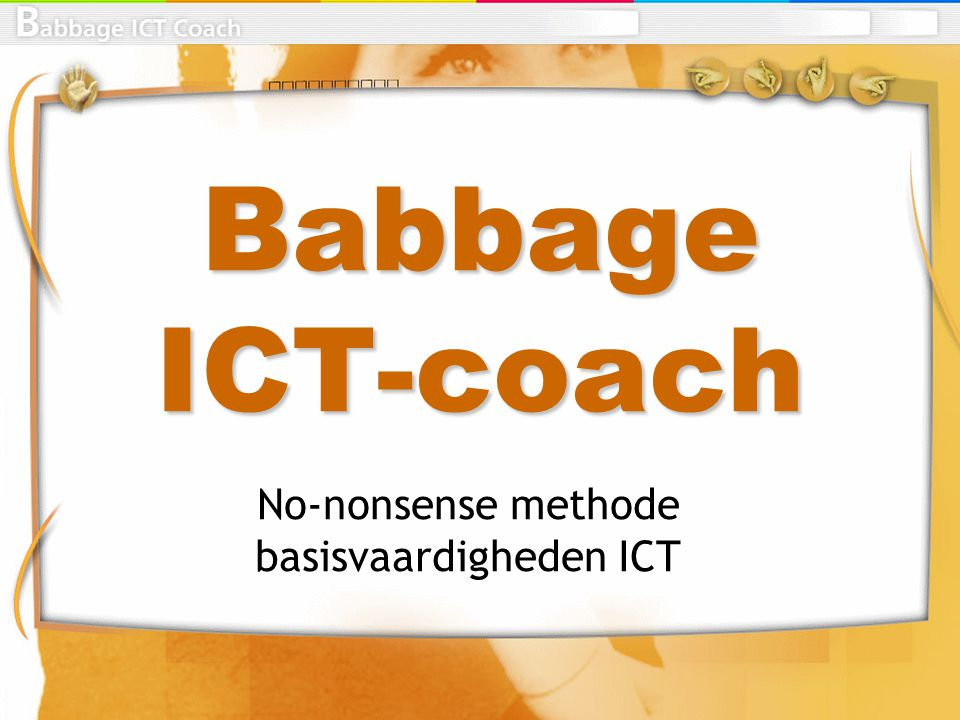 No-nonsense methode basisvaardigheden ICT
