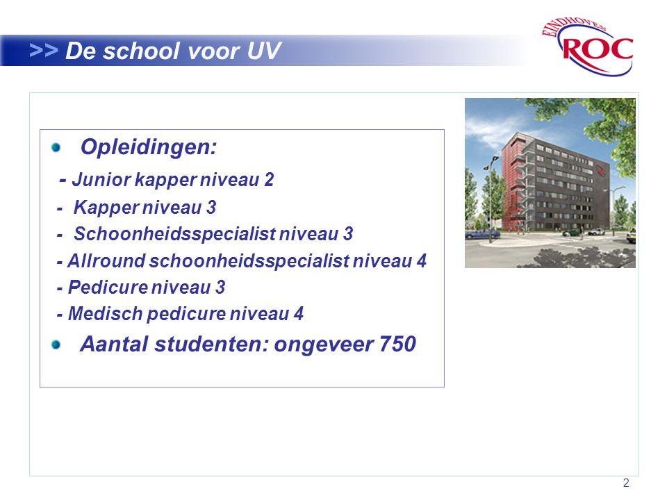 >> De school voor UV