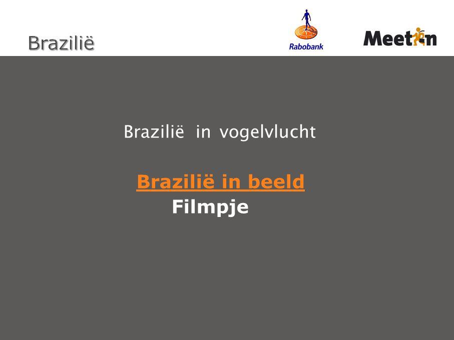 Brazilië Brazilië in vogelvlucht Brazilië in beeld Filmpje