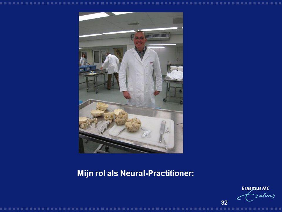 Mijn rol als Neural-Practitioner: