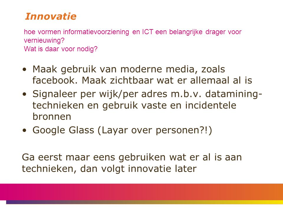 Google Glass (Layar over personen !)