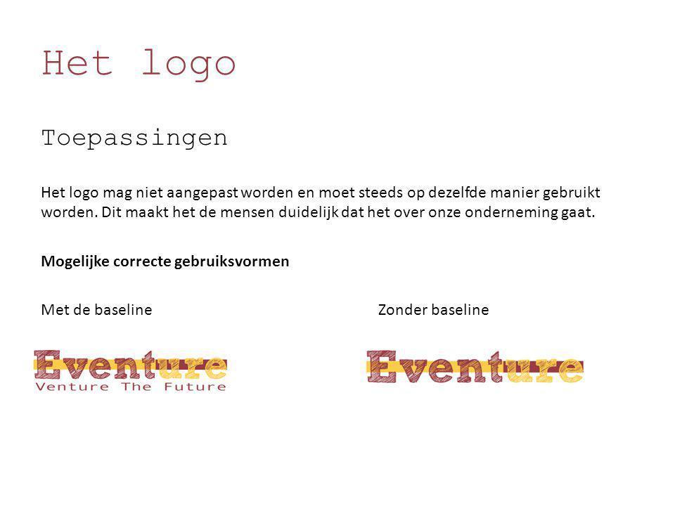Het logo Toepassingen.