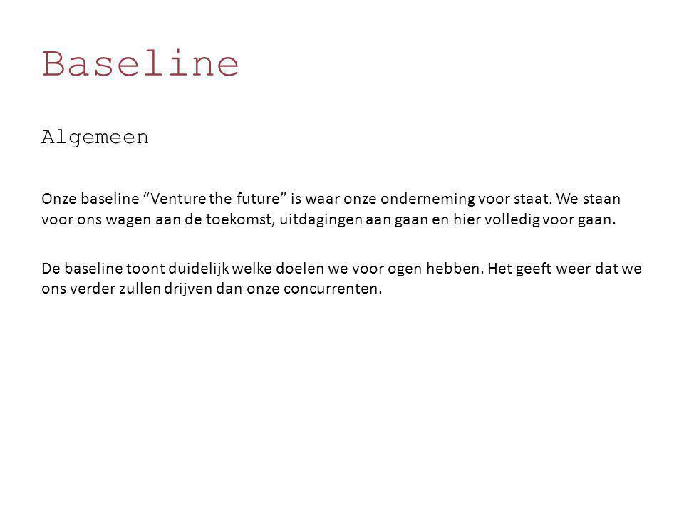 Baseline Algemeen.