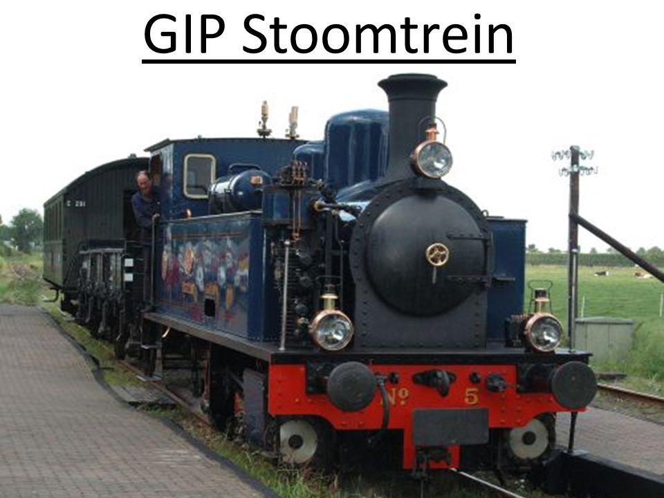 GIP Stoomtrein