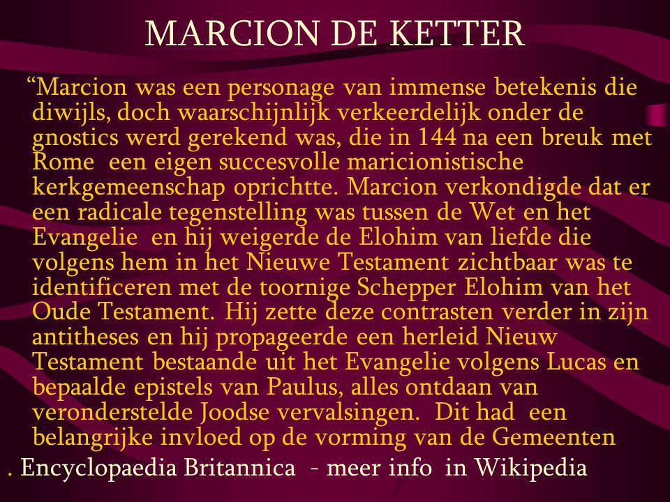 MARCION DE KETTER