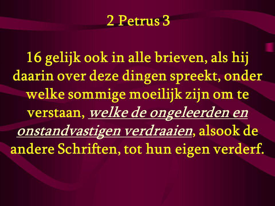 2 Petrus 3