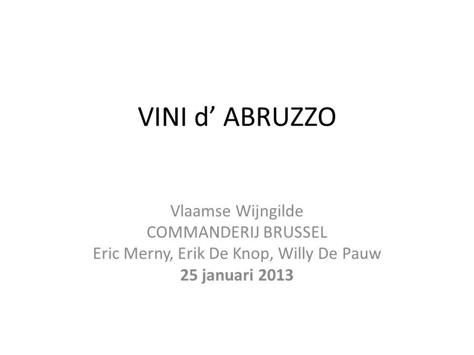 Eric Merny, Erik De Knop, Willy De Pauw
