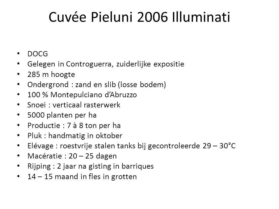Cuvée Pieluni 2006 Illuminati