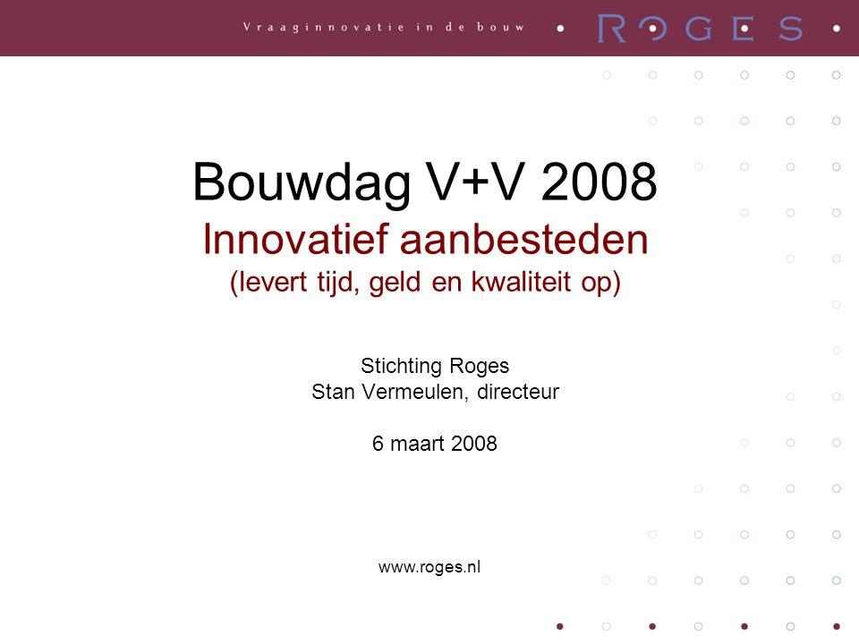 Stichting Roges Stan Vermeulen, directeur 6 maart 2008