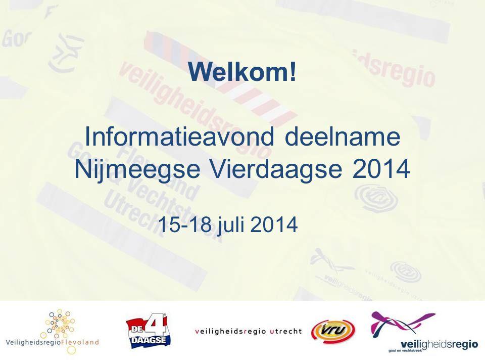 Informatieavond deelname