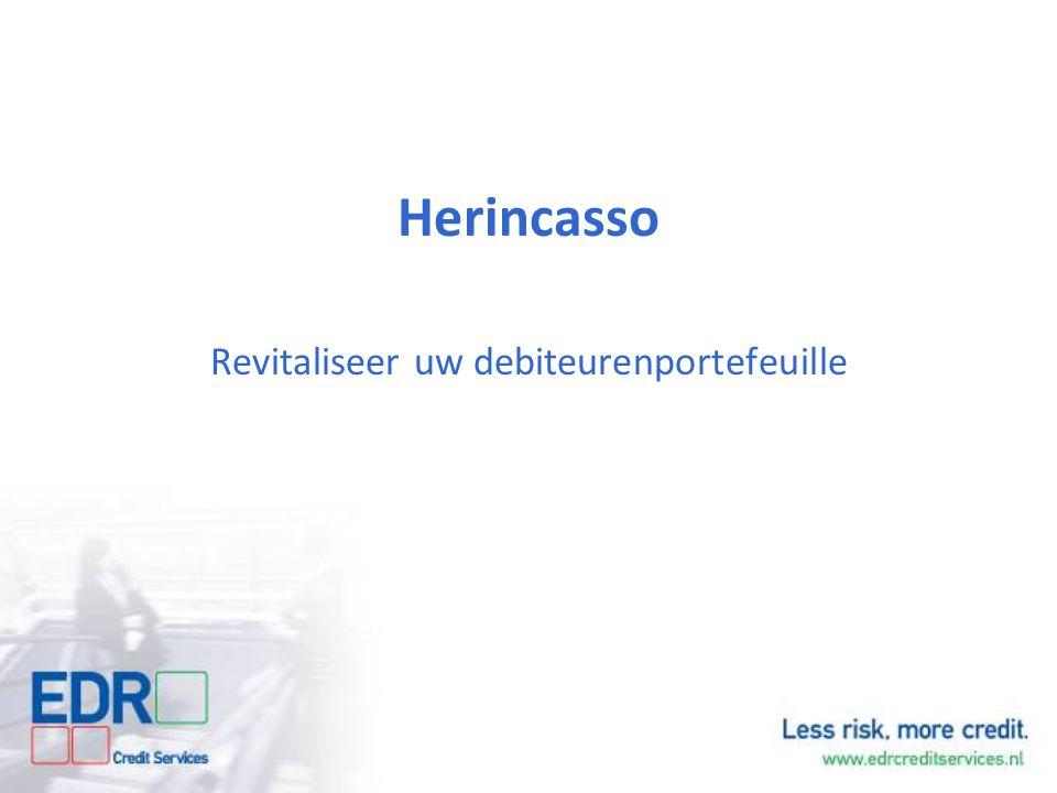 Revitaliseer uw debiteurenportefeuille