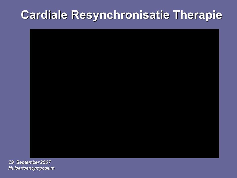 Cardiale Resynchronisatie Therapie