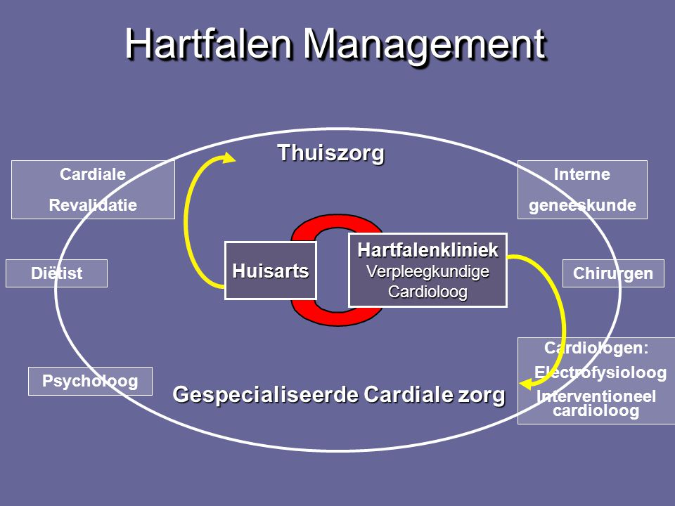 Interventioneel cardioloog Gespecialiseerde Cardiale zorg