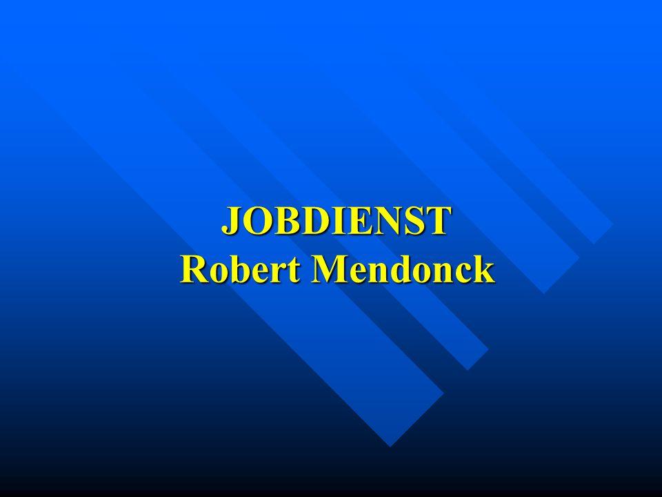 JOBDIENST Robert Mendonck