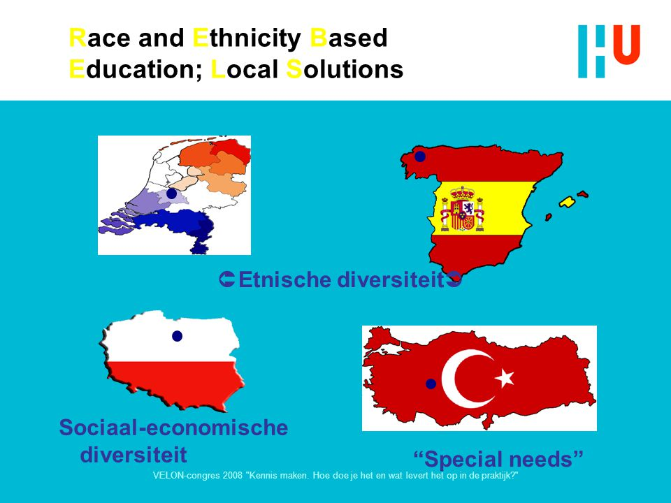 Race and Ethnicity Based Education; Local Solutions