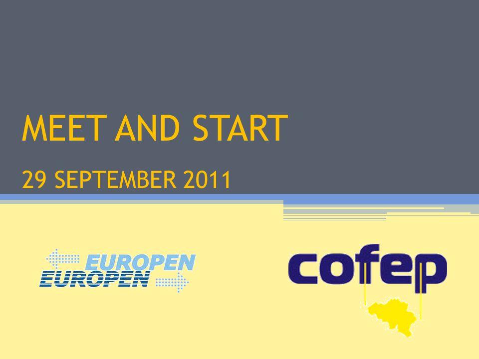 MEET AND START 29 SEPTEMBER 2011