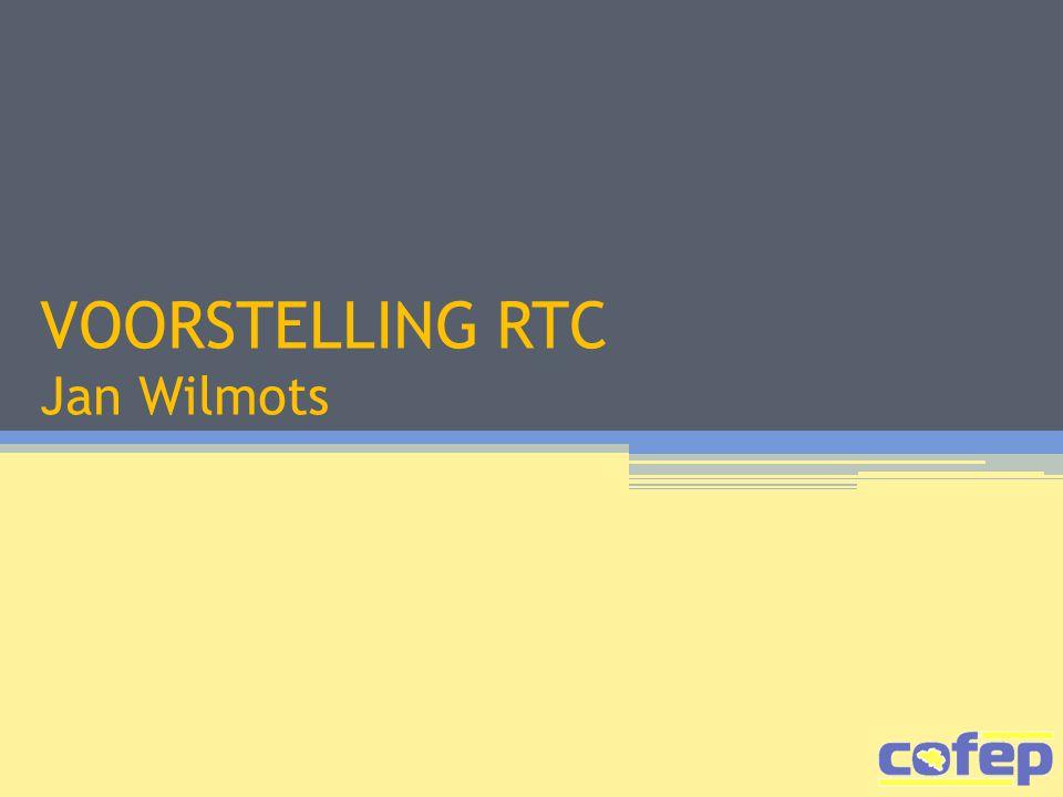 VOORSTELLING RTC Jan Wilmots