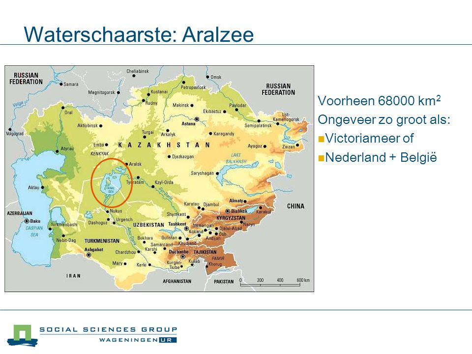 Waterschaarste: Aralzee