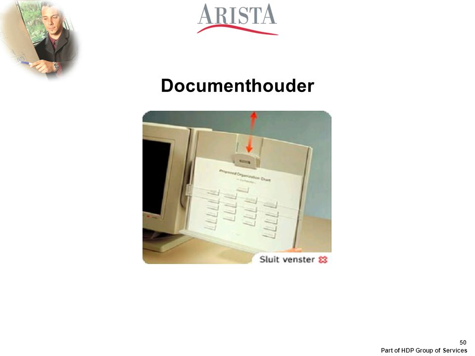Documenthouder