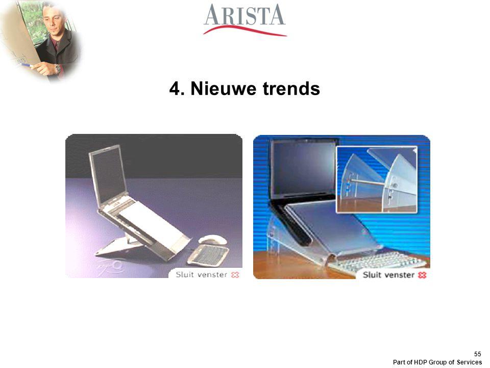 4. Nieuwe trends