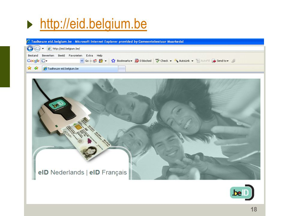 http://eid.belgium.be