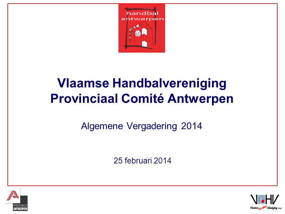Vlaamse Handbalvereniging Provinciaal Comité Antwerpen