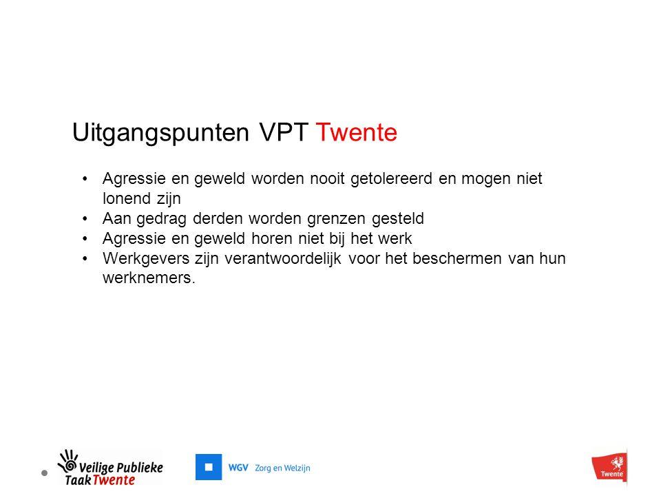 Uitgangspunten VPT Twente