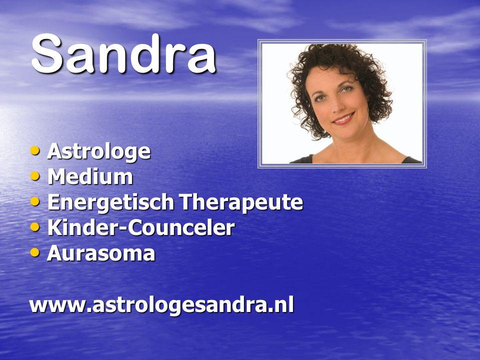 Sandra Astrologe Medium Energetisch Therapeute Kinder-Counceler
