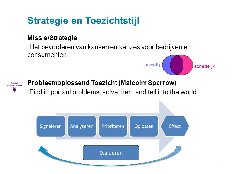 Strategie en Toezichtstijl