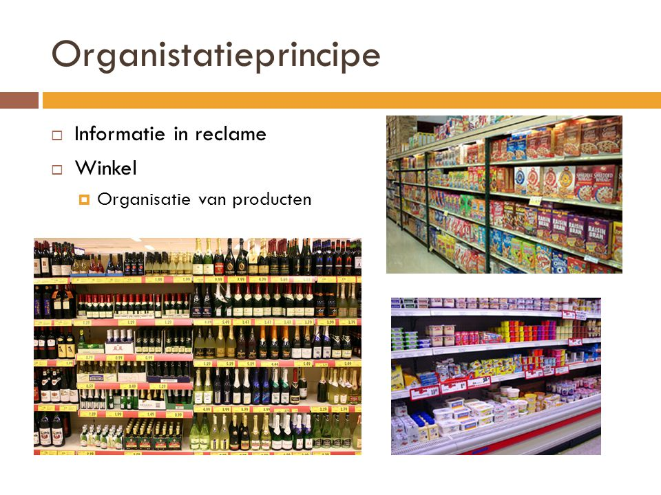 Organistatieprincipe