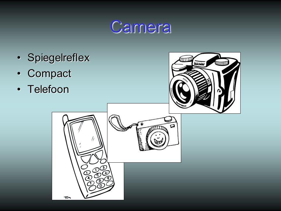 Camera Spiegelreflex Compact Telefoon