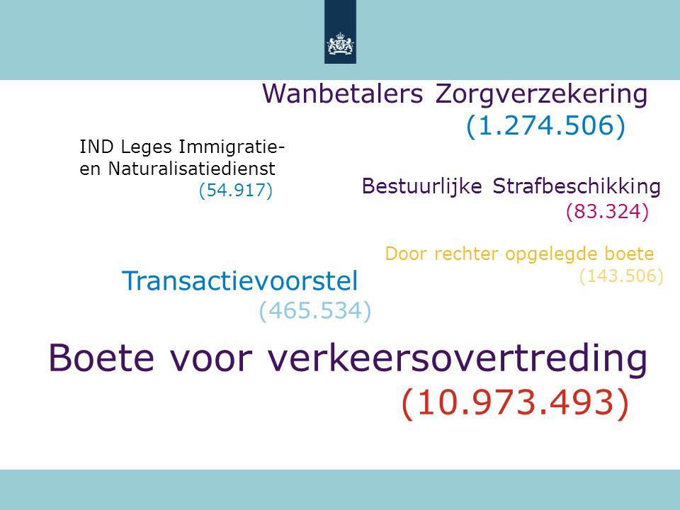Boete voor verkeersovertreding (10.973.493)