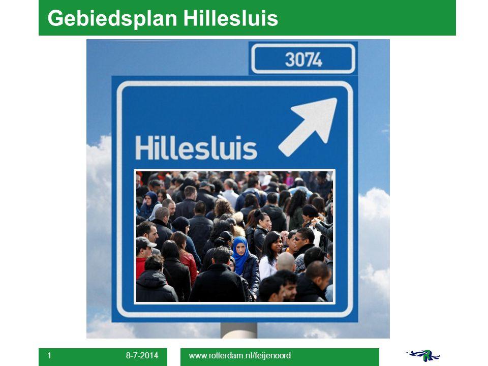 Gebiedsplan Hillesluis