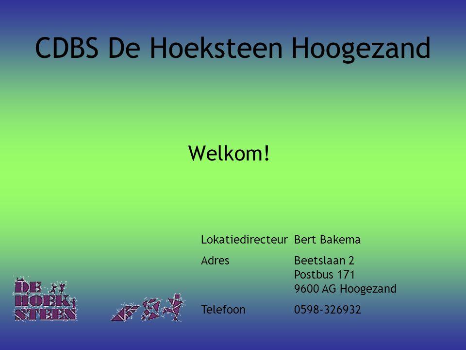 CDBS De Hoeksteen Hoogezand