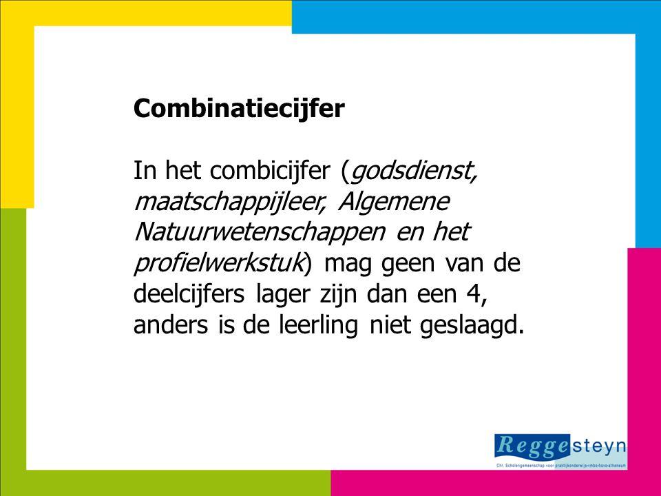 Combinatiecijfer