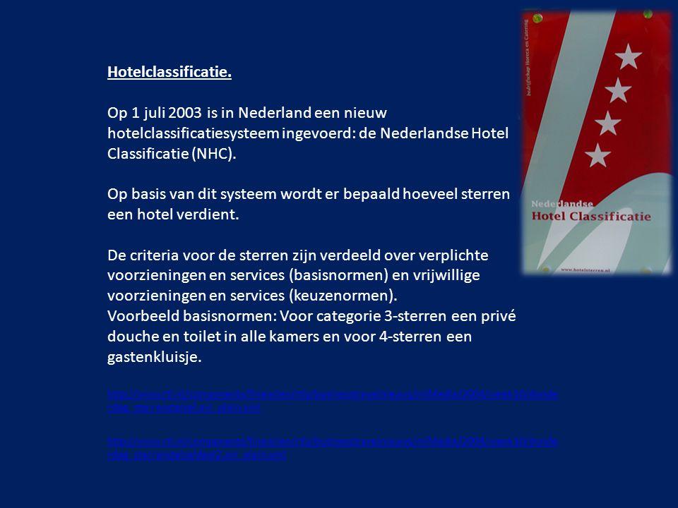 Op 1 juli 2003 is in Nederland een nieuw