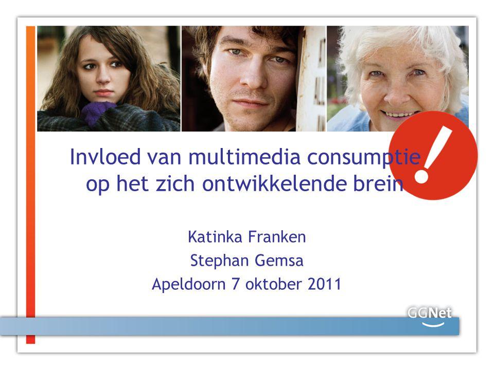 Invloed van multimedia consumptie op het zich ontwikkelende brein