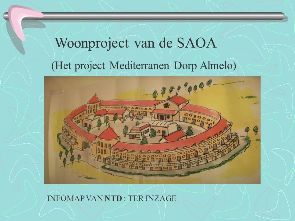Woonproject van de SAOA