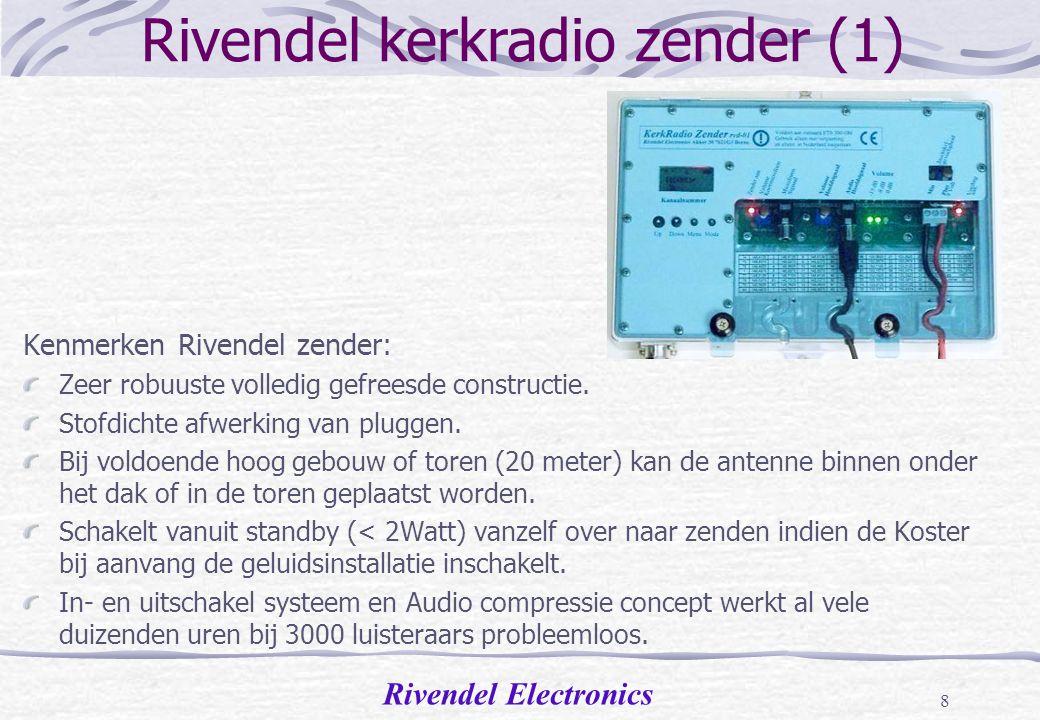 Rivendel kerkradio zender (1)