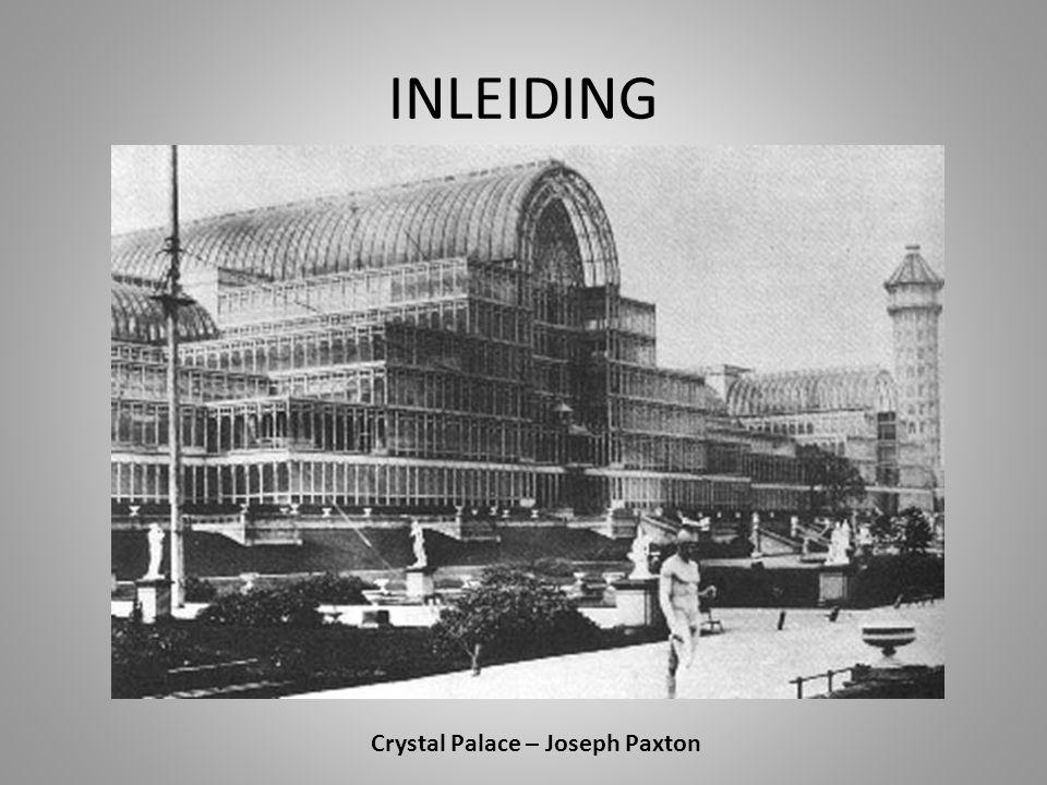 Crystal Palace – Joseph Paxton