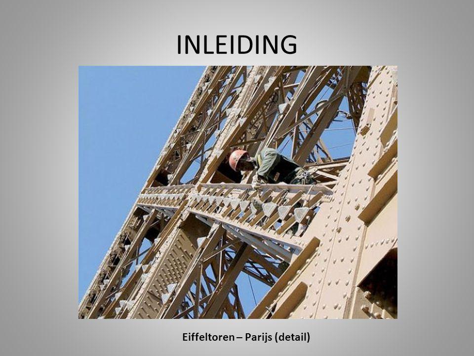 Eiffeltoren – Parijs (detail)