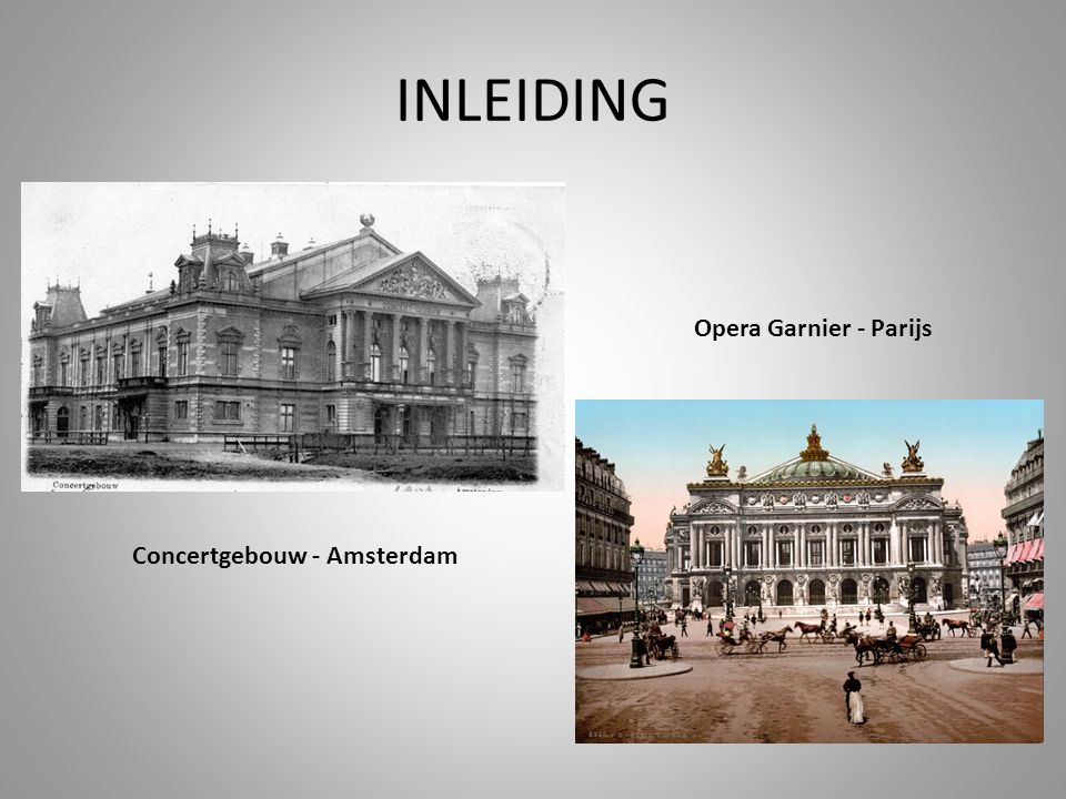Concertgebouw - Amsterdam